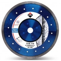 Rubi TVA 115 Hard Materials Turbo Viper Diamond Blade