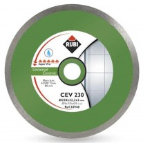 Rubi CEV 230mm Diamond Blade