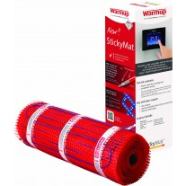 "Warm Up 200 Watt ""Sticky Mat System"" (Thermostat sold separately)"