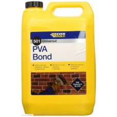 EverBuild PVA Bond 5Ltr