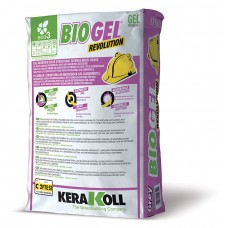 Kerakoll BIOGEL Revolution Flexible Adhesive - Grey 25kg