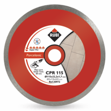 Rubi CPR 115 Super Pro Continous Rim Diamond Blade