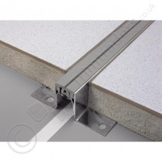 Dural Stainless Steel Sound Insulating Robust Expansion Joint With Inlay