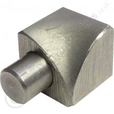Dural Stainless Steel Quadrant Internal Corner Pieces