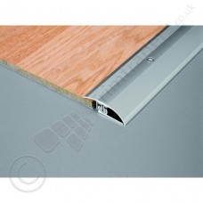 7-17mm Dural Aluminium Tri-Floor Finish Profile (TRF)