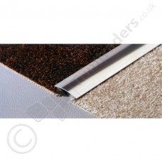 40mm Dural Steel Standard Carpet Transition Joint Profile