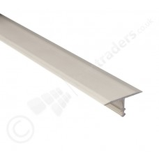 Genesis Aluminium Similar Height Dividing Strip (EDA) 2.5m