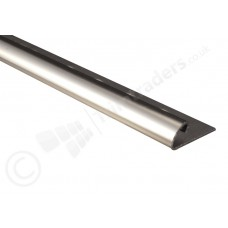 Genesis Stainless Steel Round Edge Trim - Grade 304 (ESQ) 2.5m