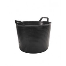 Rubi Black Plastic Mixing Bucket 40l