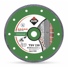 Rubi TSV  115 Pro General Purpose Turbo Blade