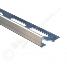 Dural Stainless Steel Straight Edge Trim (DSE) 2.5m