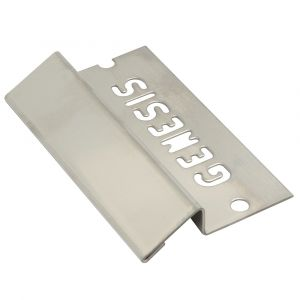 Genesis Stainless Steel Tile-In Ramp