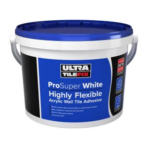 Instarmac Pro Super Grip White Standard Set Wall Tile Adhesives